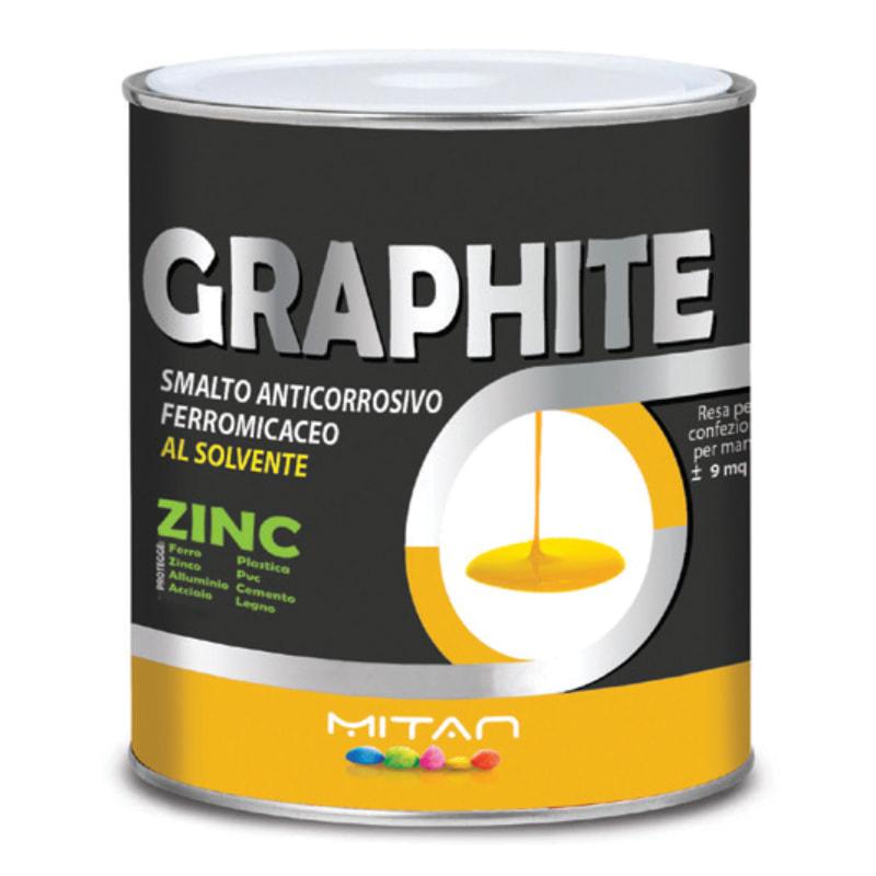 graphite-zinc